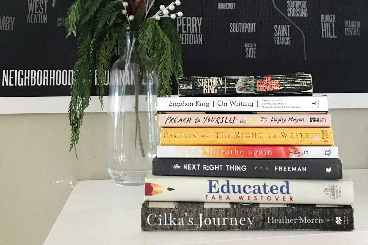 Best of 2019 Books + 2020 Reading List